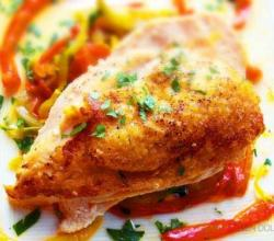 Savory Chicken Breasts