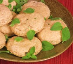 Herbed Whole Grain Biscuits