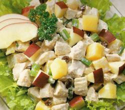 Hawaiian Chicken Salad