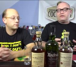 Scotch Whisky Tasting Review - The Islands and Ardbeg