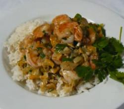 Aromatic Seafood Curry