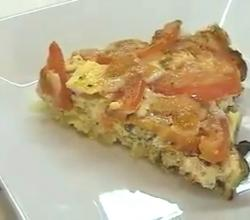 The Posh Pescatarian: Spanish Tortilla With Smoked Herring