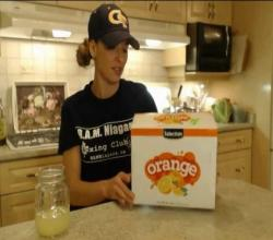 Selection Orange Flavoured Soda: What I Say About Food