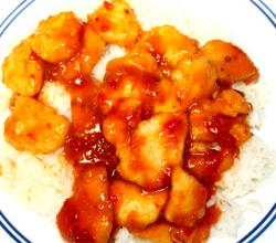 Sherried Chinese Chicken