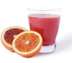 Sherried Grapefruit Juice