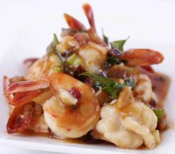 Konkan Chili Prawns Recipe