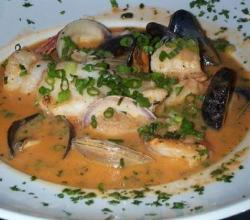 Shrimp and Crab Bouillabaisse