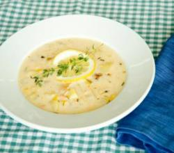 Florida Shrimp And Corn Chowder