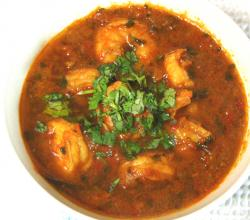 Spicy Shrimp Curry / Prawn Curry