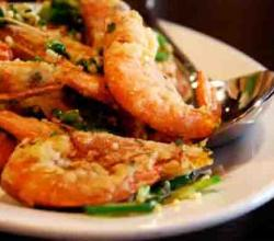 Shrimp in Garlic Butter Scampi