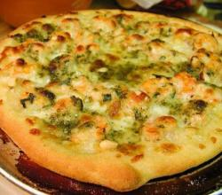 Shrimp Pizza