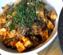 Chinese Food : Mapo Tofu