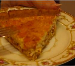Quick and Easy Quiche Lorraine