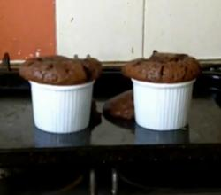 Delicious Chocolate Souffle