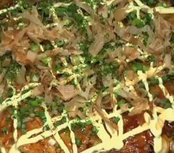 Simple Okonomiyaki