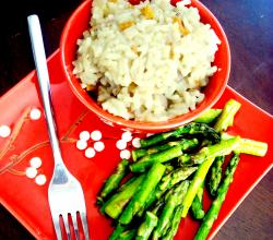Simple Turkey Risotto