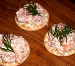 Smoked Salmon And Trout Pate