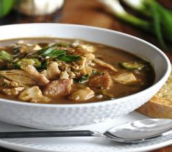 Smoked Turkey Gumbo-Laya (Short)