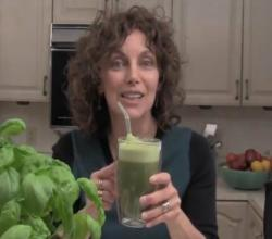 Knitting Fiend Green Smoothie