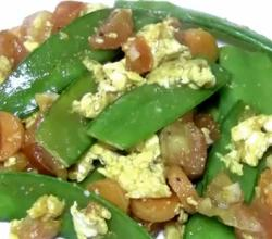 Snow Pea Stir Fry