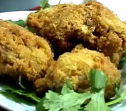 Chinese Soft And Crunchy Fried Chicken