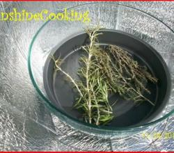 Solar Cooked Dried Herbs