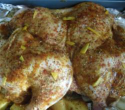 Southwest Baked Chicken
