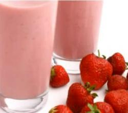 Soy Strawberry Shake