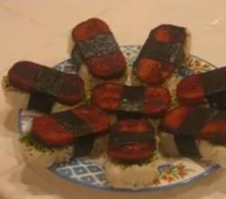 Hawaiian Favorite Spam Musubi - Part 1 Ingredient Measurement & Preparation