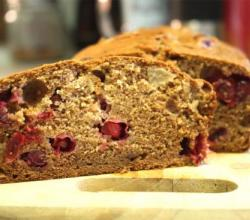 Spiced Apple Loaf