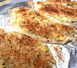 Spiced Fish Bake