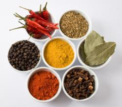 Add Spices to Heat Up Your Food
