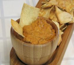 Spicy Chipotle White Bean Dip - Super Bowl