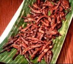 Filipino Spicy Dilis