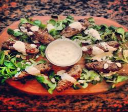 Spicy Lamb Kebabs