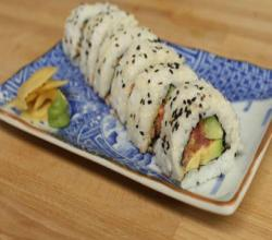 Geek Week: Jabba The Hutt's Spicy Tuna Rolls