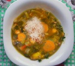 Spinach Cider Soup
