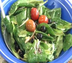 Spinach Salad Dressing