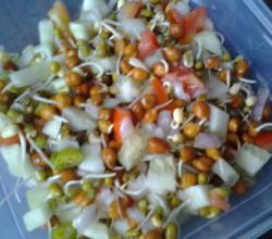 Healthy Sprouts Salad