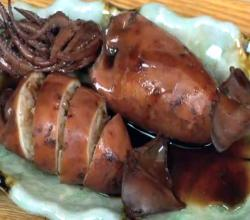 Ikameshi - Rice stuffed Squids