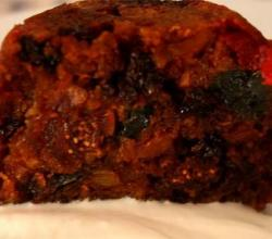 Molasses-Fig Pudding