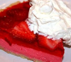 Easy Strawberry Jello Pie Filling