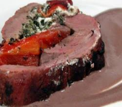 Stuffed Beef Tenderloin - How to Stuffed a Beef Tenderloin