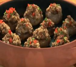 How to make Stuffed Mushrooms HD