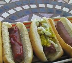 Bar-Be-Cue Hot Dogs