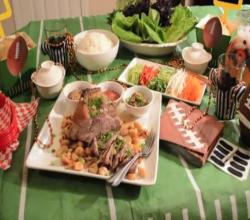 Pork : Super Bowl Party Idea