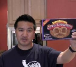 Super Pretzel Sweet Cinnamon Review