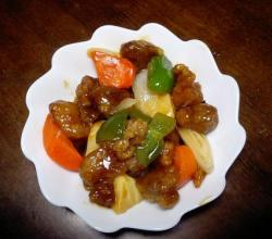 Fruited Sweet-Sour Pork