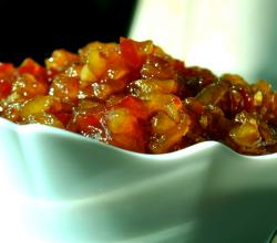 Sweet And Sour Pepper Relish