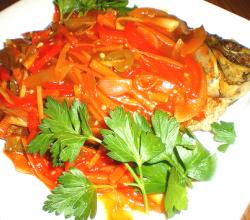 Deep Fried Tilapia in Sweet and Sour Sauce